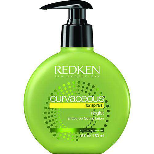 [headstart]:Redken Curvaceous Ringlet Anti-frizz Perfecting Lotion 180ml