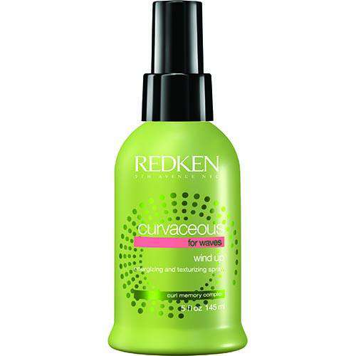 [headstart]:Redken Curvaceous Wind Up Curly & Wavy Hair Reactivating Spray 145ml