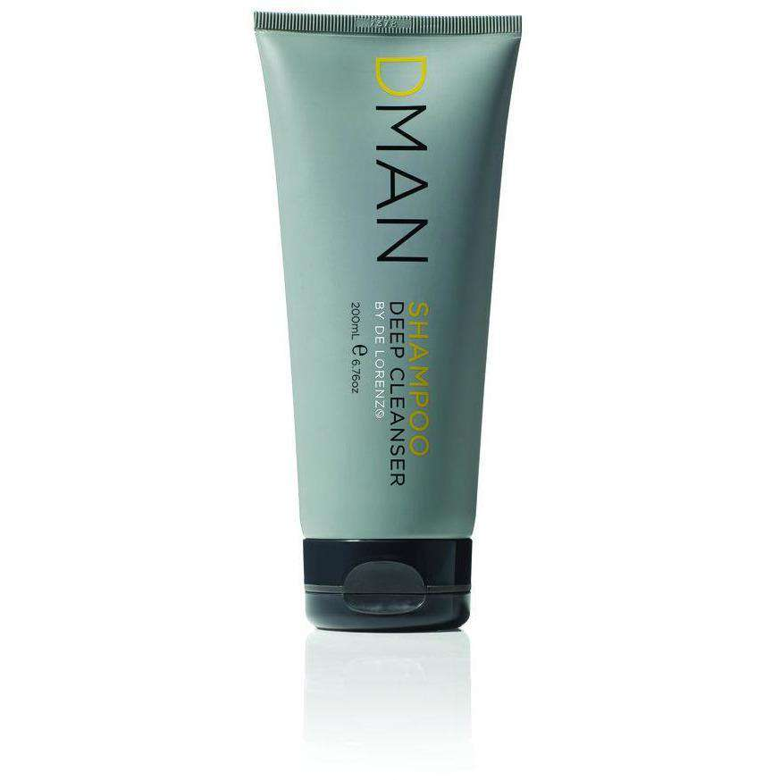 De Lorenzo DMAN Shampoo Deep Cleanser 200ml - Headstart
