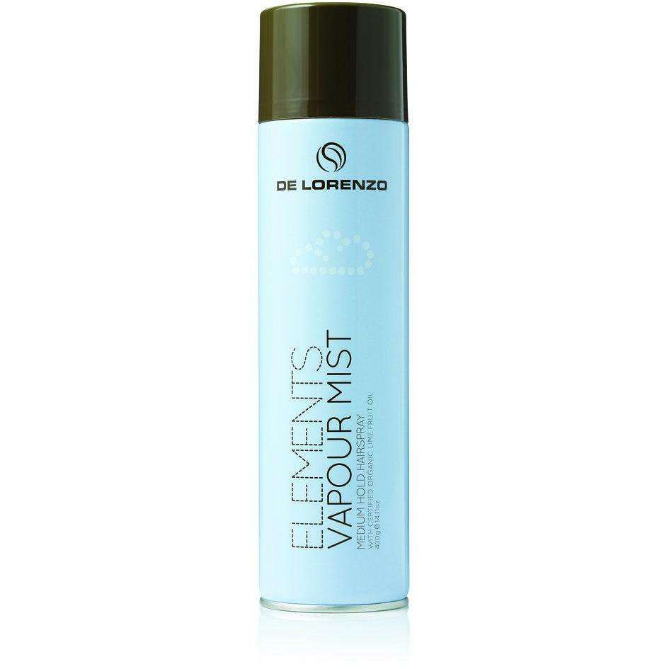 De Lorenzo Elements Vapour Mist Hair Spray 400g