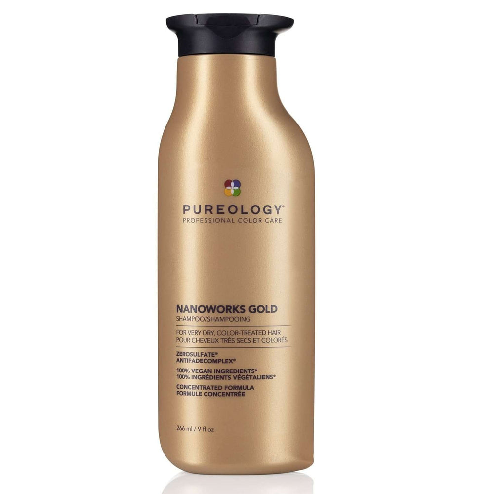 Pureology Nanoworks Gold Shampoo 266 ml