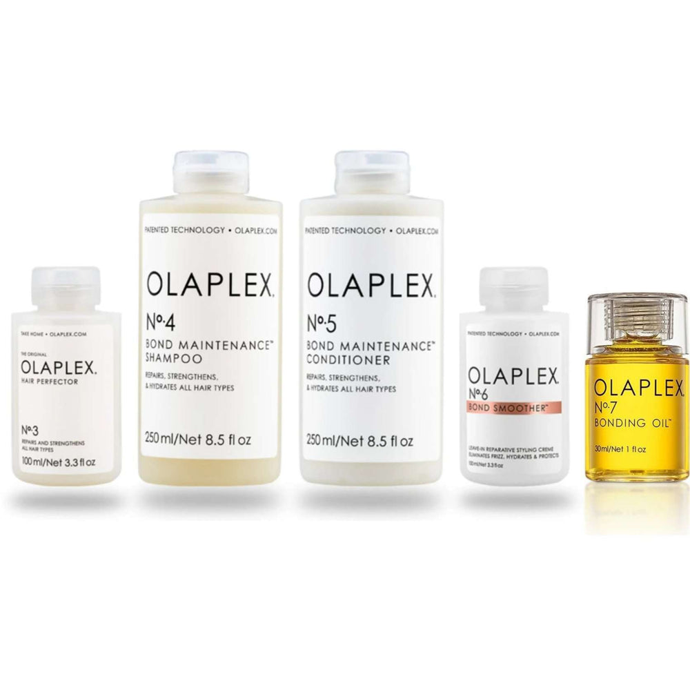 Olaplex At-Home Complete Maintenance Pack