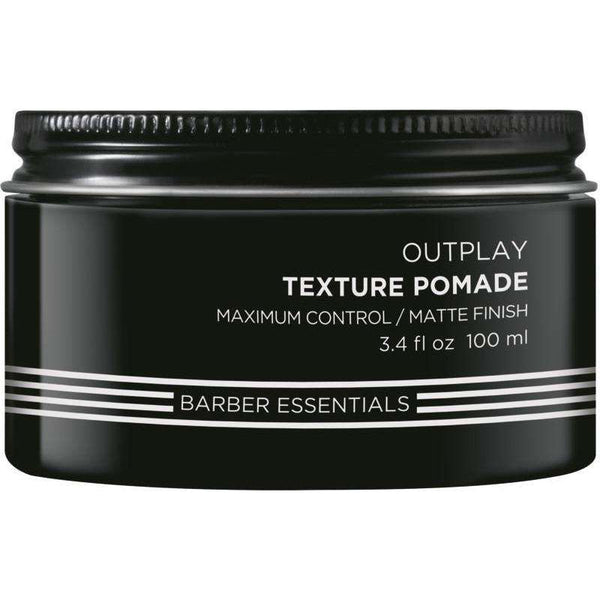 [headstart]:Redken Brews Outplay Texture Pomade 100ml