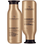Pureology Nanoworks Gold Shampoo & Conditioner Duo