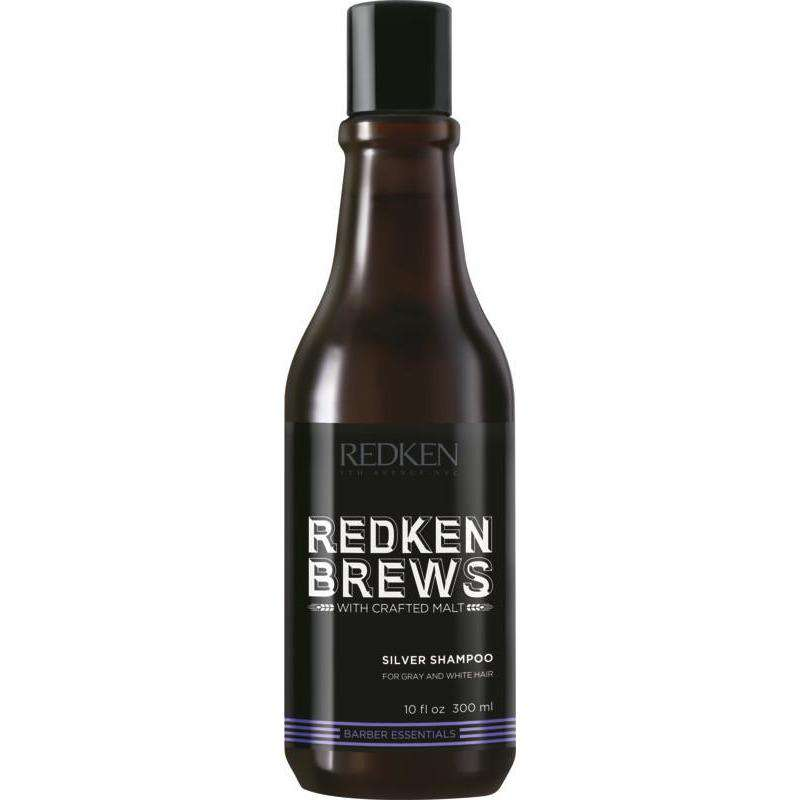 Redken Brews Silver Charge Shampoo 300ml