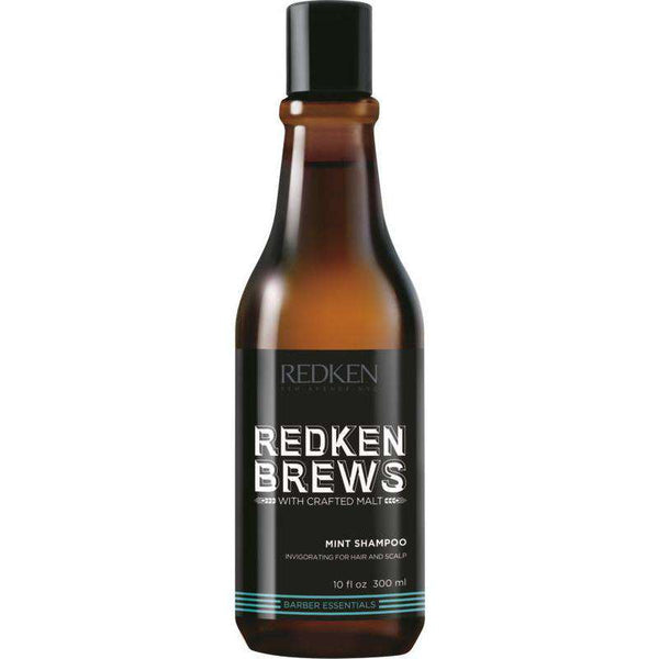 [headstart]:Redken Brews Mint Shampoo 300ml