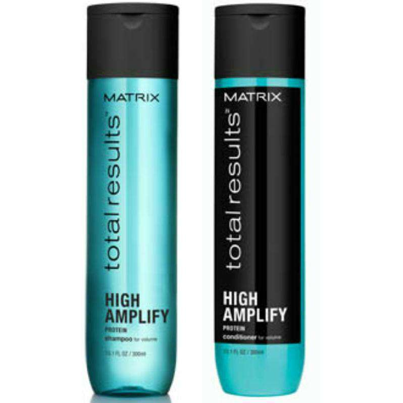 Matrix Total Results High Amplify Shampoo & Conditioner Duo Pack