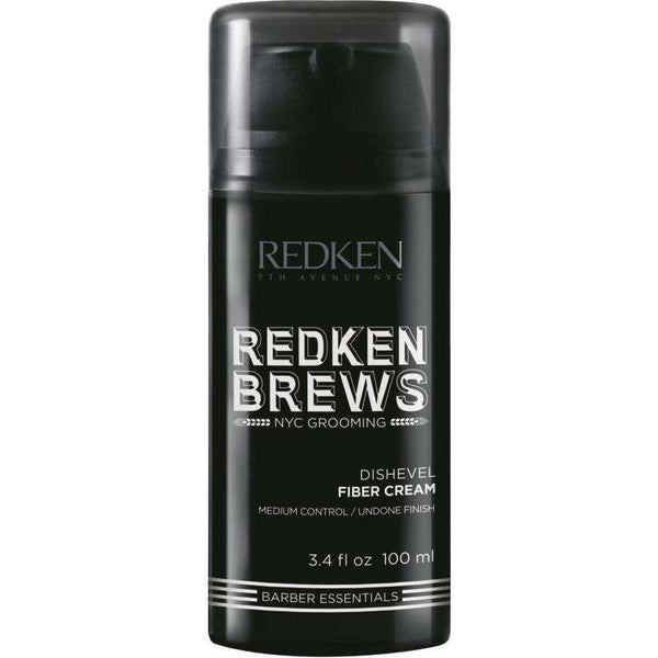 [headstart]:Redken Brews Dishevel Fiber Cream 100ml