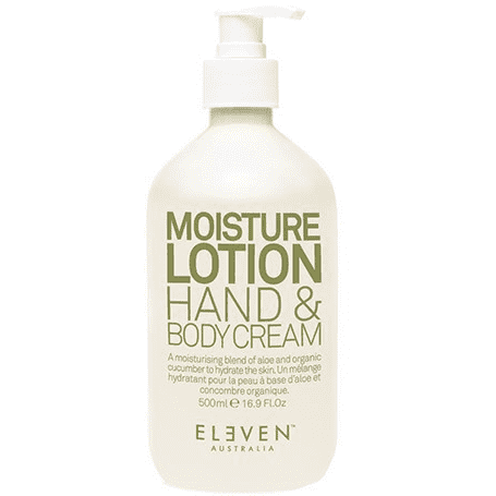 Eleven Australia Moisture Lotion Hand & Body Cream 500ml