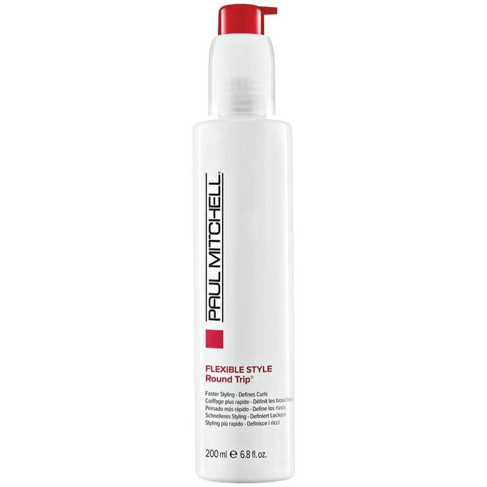 Paul Mitchell Flexible Style Round Trip Liquid Curl Definer 200ml - Headstart
