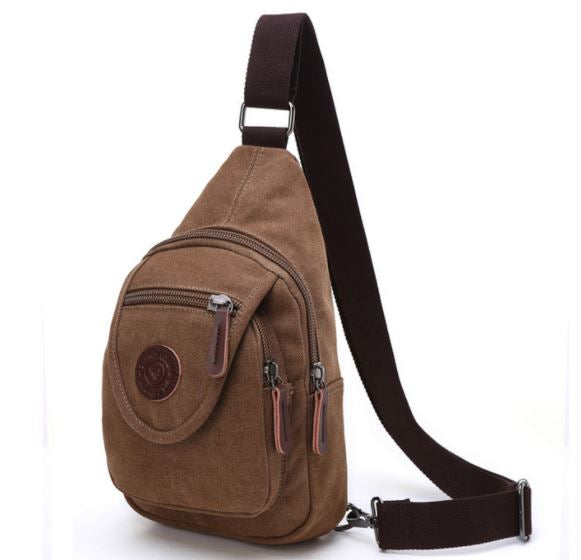 Premium Quality Canvas Sling Bag