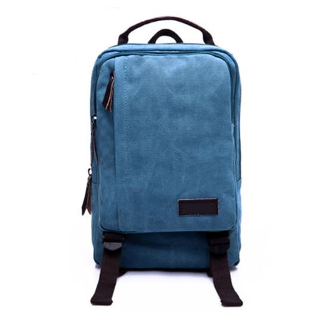 Small Canvas Convertible Backpack