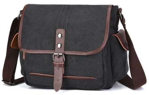 New Style Canvas Messenger Bag