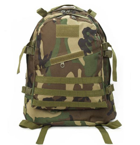 Military Style Waterproof Backpack