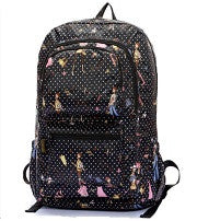ViviSecret Large Girls Cartoon Backpack
