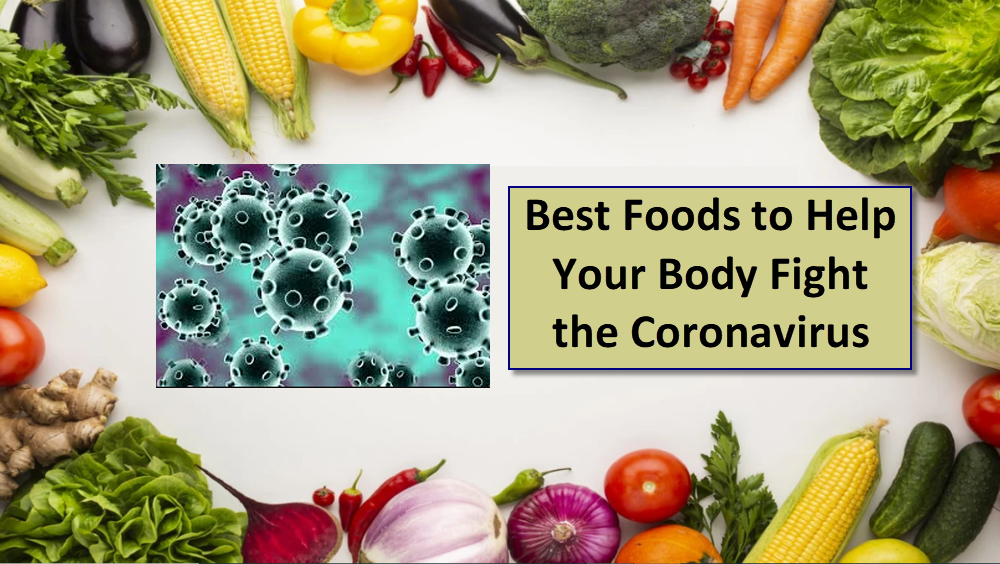 Best Foods to Help Your Body Fight the Coronavirus