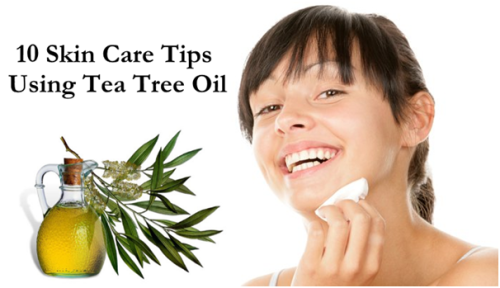 10 Amazing Skin Care Tips Using Tea Tree Oil