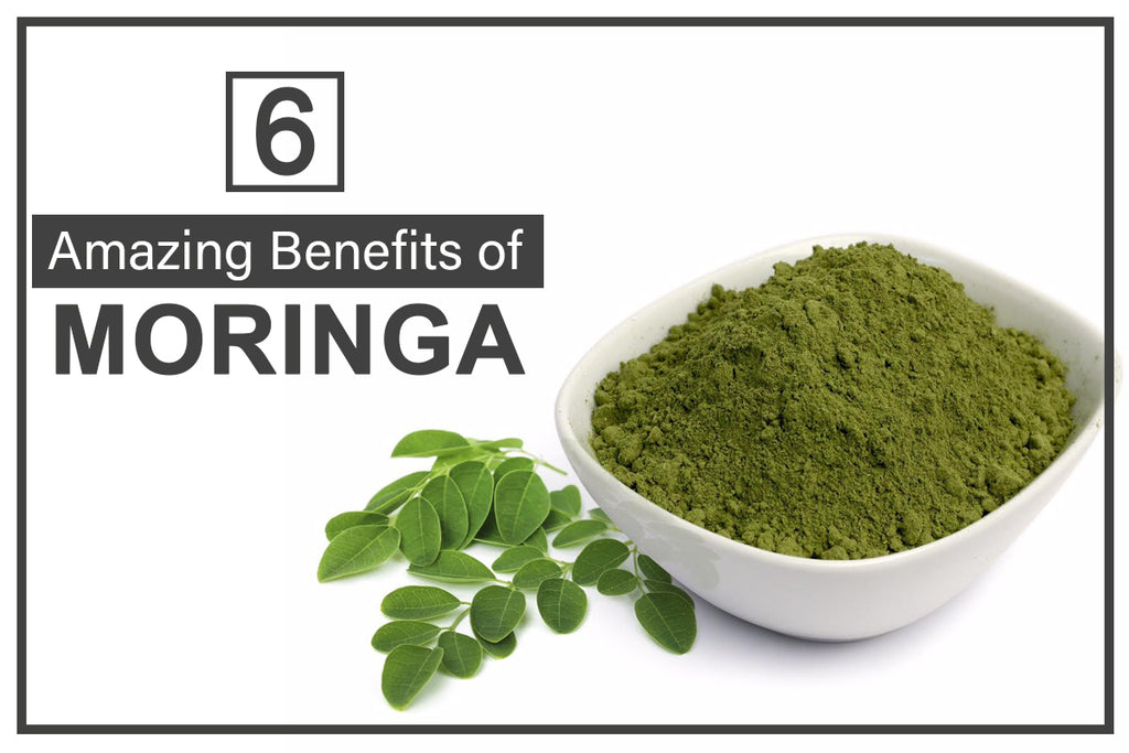 6 Amazing Benefits of Moringa