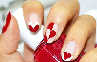Give Your Nails The Perfect Makeover This Valentine