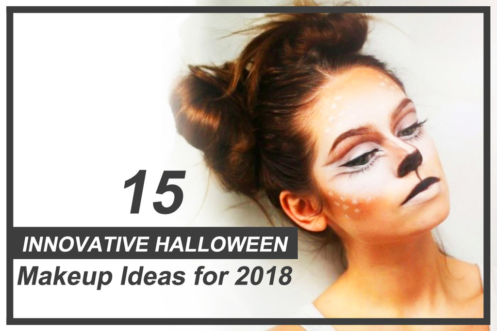 8 Innovative Halloween Makeup Ideas for 2018