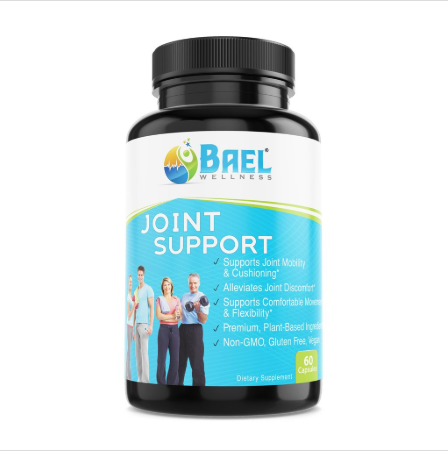 Find Plant Based Supplement for Back Support and Joint Support | Bael Wellness