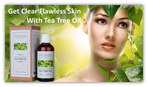 How to Keep Your Face Clean with Tea Tree Oil