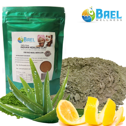 Bael Wellness Clay Mask