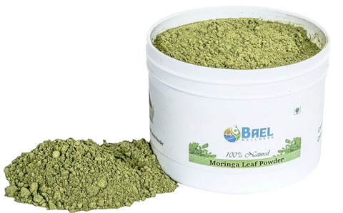 Bael Wellness Moringa Leaf Powder