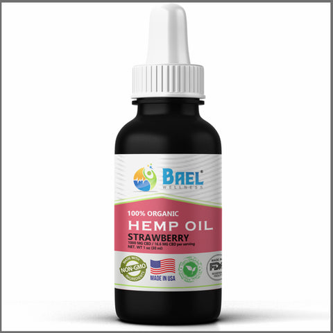 bael Wellness hemp oil