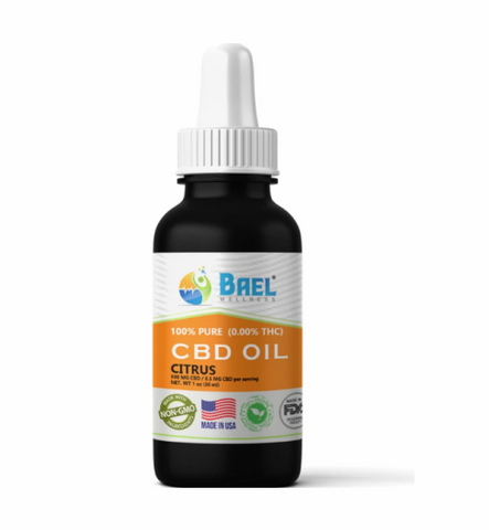 BAEL CBD Bael Wellness CBD Oil