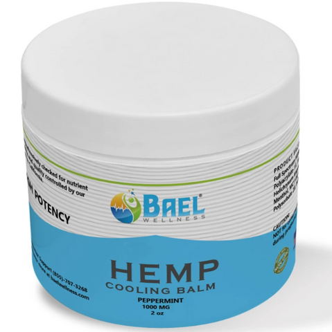 Premium Hemp Seed Infused Soothing Balm
