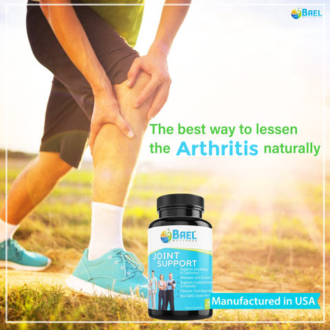 Fight Arthritis Pain in a Natural Way