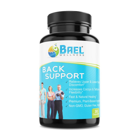 Bael Wellness Back And Joint Support Supplement