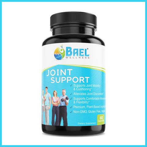 Vegan supplement for joint pain