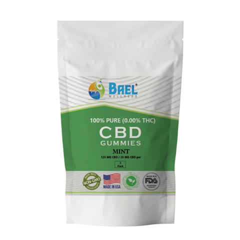 Bael Wellness CBD Gummies