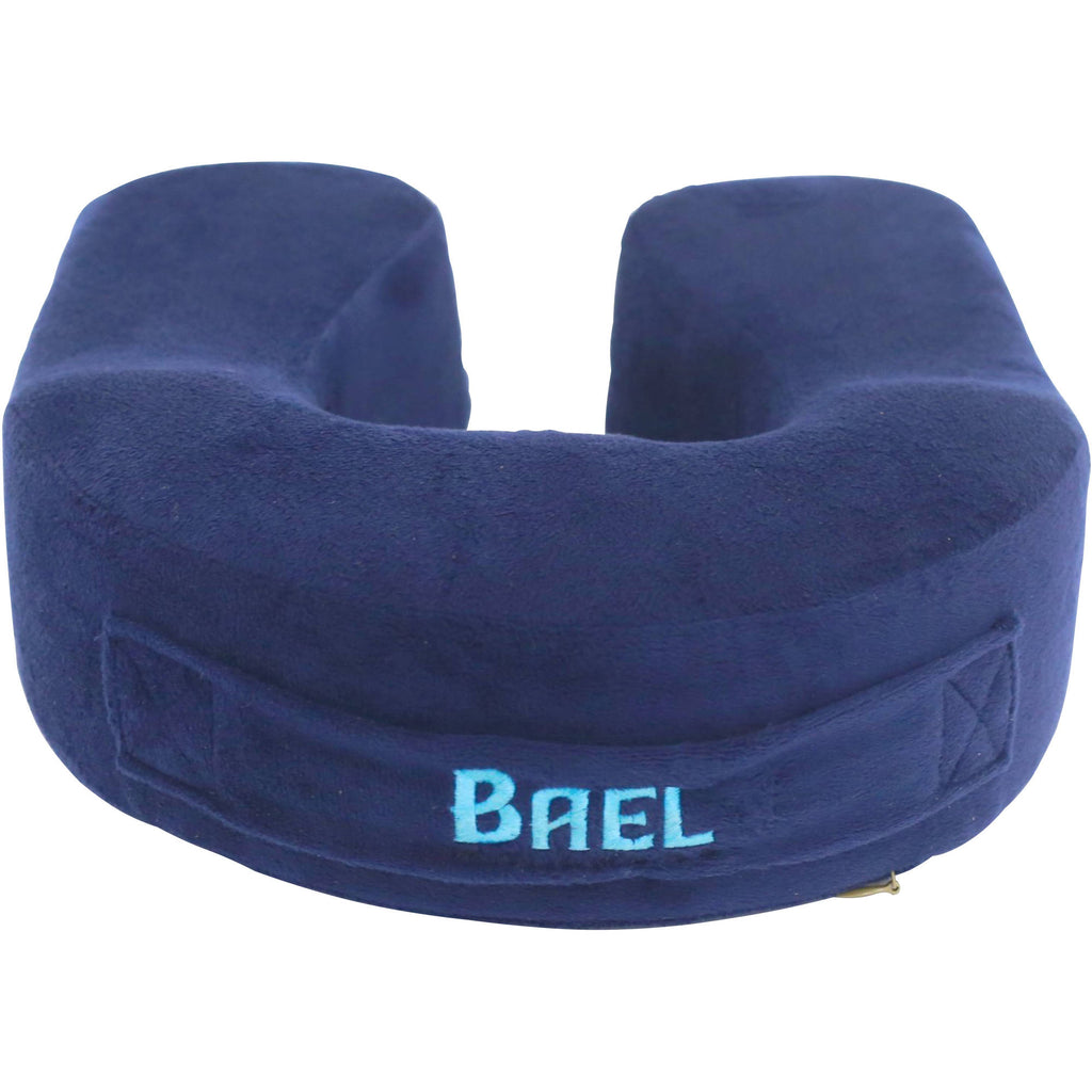 Bael Wellness Specialty Travel Neck Pillow & Cushion, Innovative Patented Design