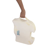 Bael Wellness Seat Cushion (Bamboo Fabric) for Sciatica, Coccyx, Tailbone, Orthopedic, Back Pain Relief. ACA Approved.