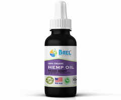 Hemp Oil (Mixed Berry) 1000 mg. Naturally relieves pain, inflammation. Vegan & organic.