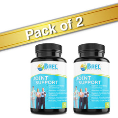 Bael Wellness Joint Support, 100% vegan/vegetarian, NON-GMO (Pack of 2)