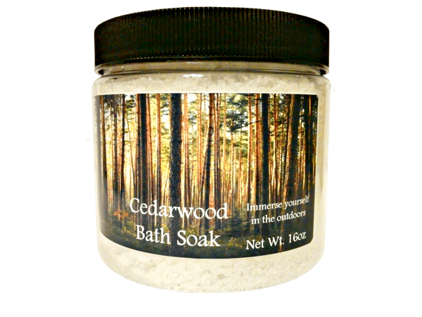 Cedarwood Bath Soak