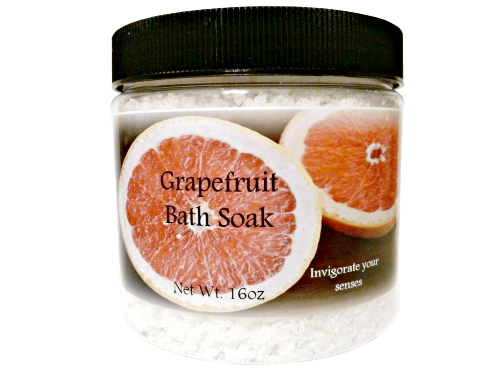 Grapefruit Bath Soak