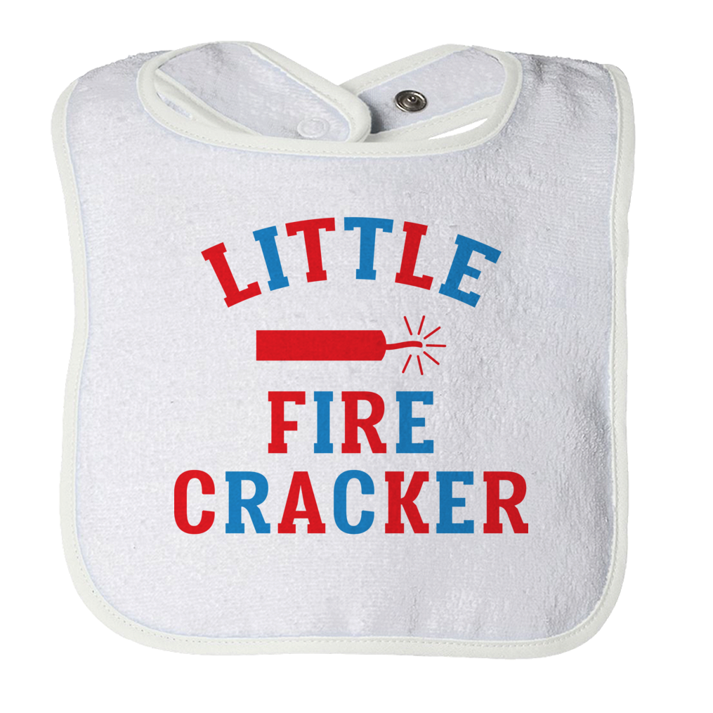 PT Bibs Bibs / White / O/S Little Fire Cracker