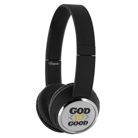 teelaunch Bluetooth Headphones Headphones Bluetooth Headphones - God Is Good