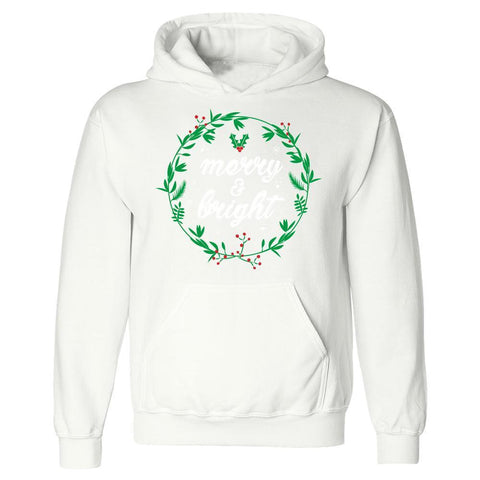 Image of Kent Prints Hoodie 5XL / White Merry and Bright-FA - Hoodie
