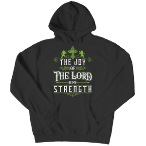 PT Hoodie Hoodie / Black / S The Joy Of The Lord  (Hoodies)