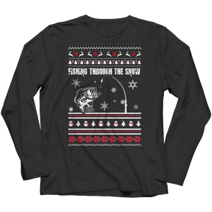 PT Long Sleeve Long Sleeve / Black / 4XL Limited Edition - Fishing Christmas (Long Sleeve)