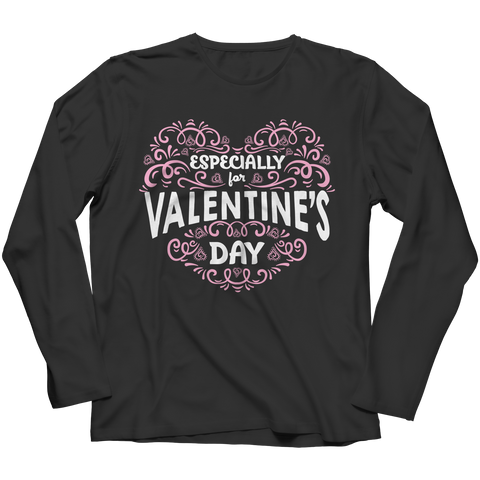 PT Long Sleeve Long Sleeve / Black / S Limited Edition - Especially For Valentine's Day (Long Sleeve)