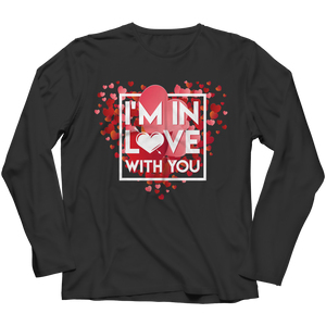 PT Long Sleeve Long Sleeve / Black / S Limited Edition - I'm In Love With You (Long Sleeve)