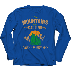 The Mountains Are Calling (Long Sleeve)