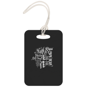 Father Pops - Luggage Tag